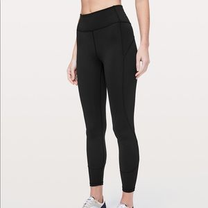 Lululemon in the movement tights